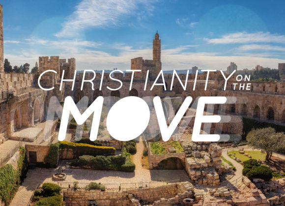 Christianity on the Move: Rock the House