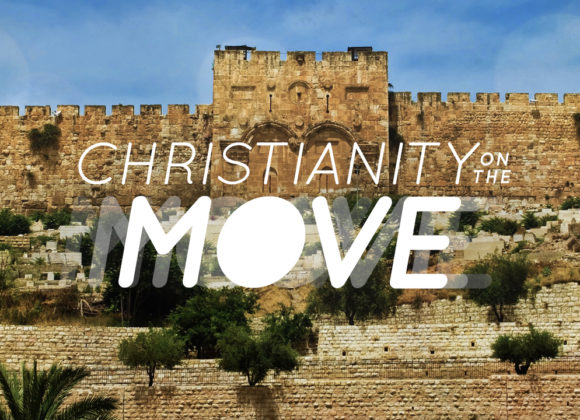 Christianity on the Move: Great Grace
