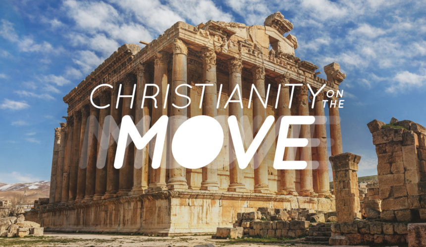 Christianity on the Move: Conflict Among Christians