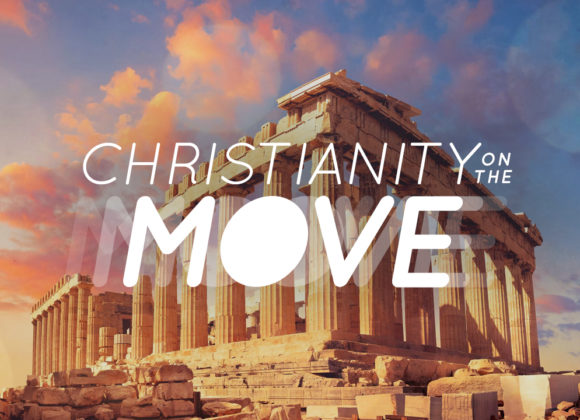 Christianity on the Move: Making Known an Unknown God