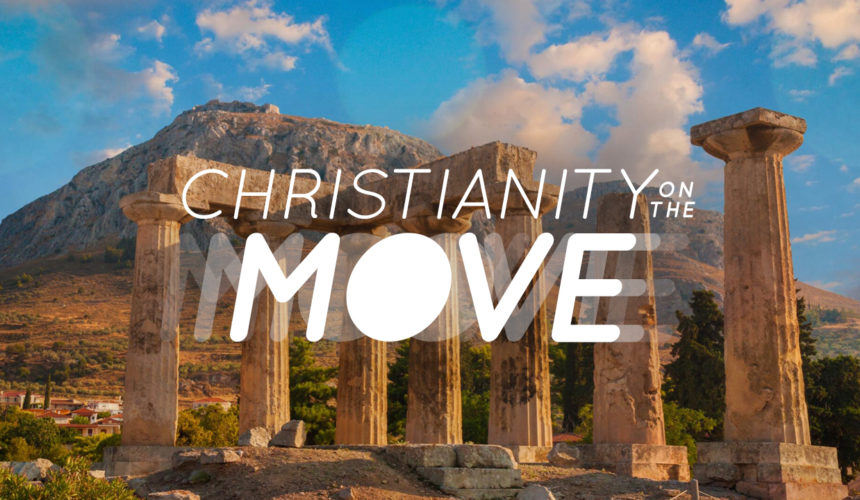 Christianity on the Move: Lessons We Are Learning