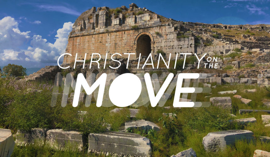 Christianity on the Move: What is Really Important?