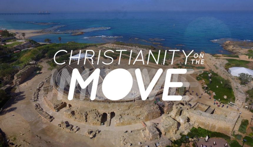 Christianity on the Move: Lord of the Night