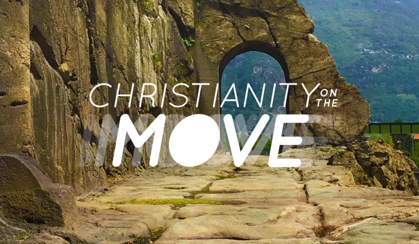Christianity on the Move: The Road Leading to Rome